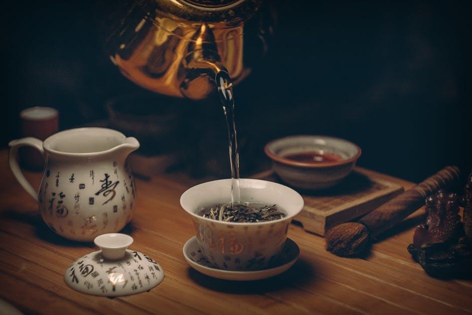 La hora del té, es más que un regalo un beneficio
